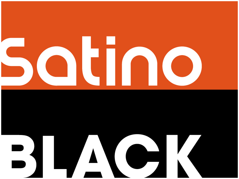 Satino Black
